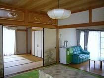 ゲストハウスタイプ和室