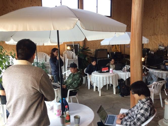 Ruby ラボ プログラミングワーカーで集い作業 コワーキングスペース・勉強会・プレゼンテーション