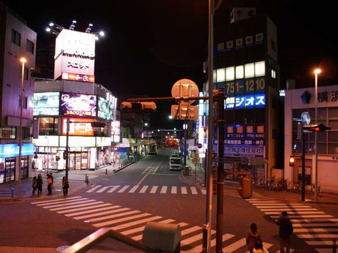 JR淵野辺駅