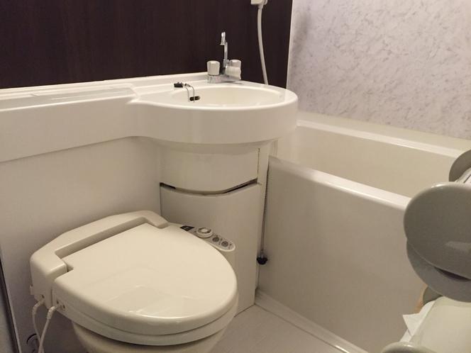 全室ウォシュレット付きトイレを設置