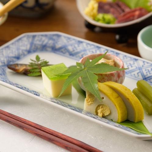 【夕食】熊本名物・辛子レンコン