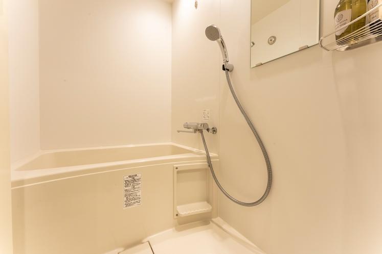 お風呂(ベイタワー客室)