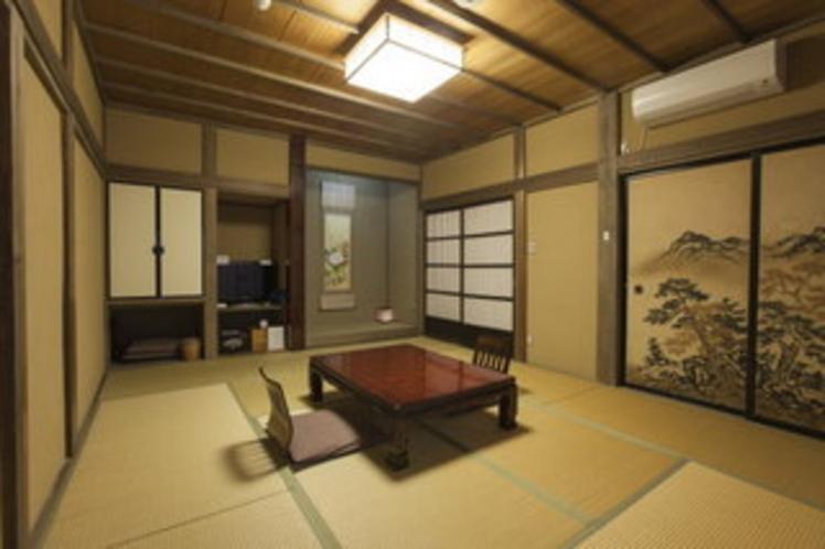 客室例〜橘の間〜