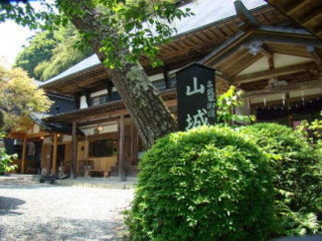 江戸時代の木造建造物