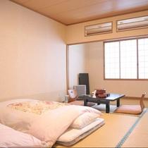 *【和室6畳】1名〜2名様のご利用にちょうどよいスペースです。