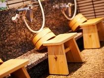 ヒノキの椅子 東白川村産ヒノキの特製椅子