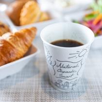 【無料健康朝食】ホットコーヒー、エスプレッソで朝からホッと一息つきませんか。ホット&アイス♪