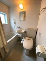 トレーラーハウス バス・トイレ