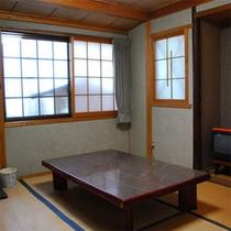 客室例・1階・4.5帖