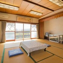 *【客室一例:蘭】昭和の古き良き空間をお愉しみください。