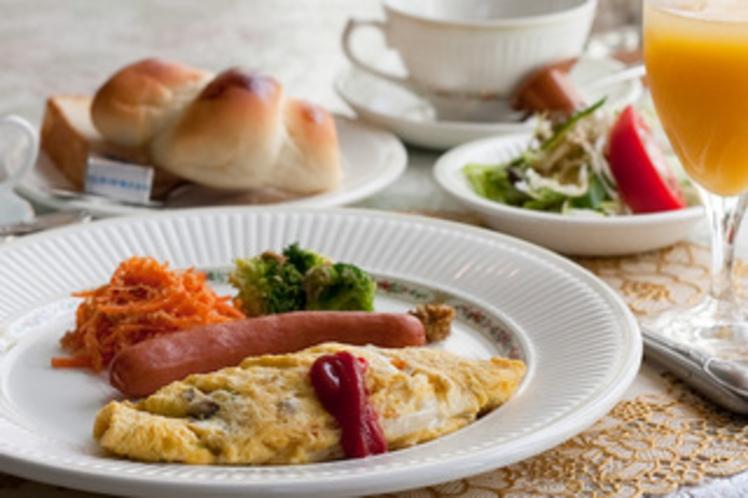 朝食(洋食のみ)
