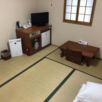 【禁煙】和室6畳(お風呂無し)