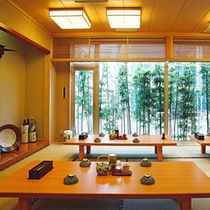 食堂-和室