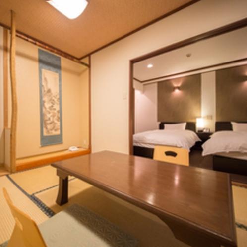 【黎明室】和室