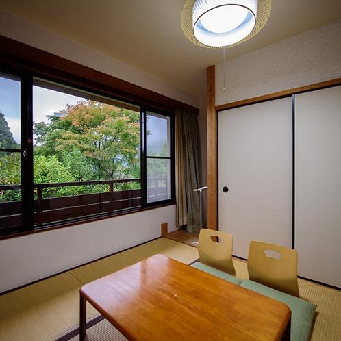 ●【和洋室】和室