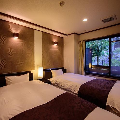 ●【黎明室】ベッドルーム