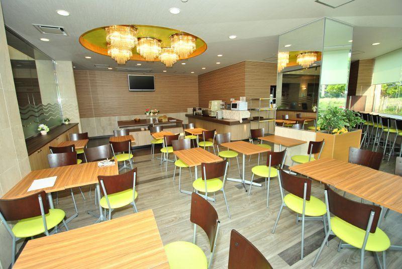 朝の活力♪朝食会場レストラン☆★