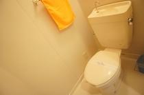 【和室】トイレ。お風呂とは分かれているので便利♪