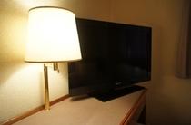 【テレビ】全室液晶テレビ・地デジに対応しております。