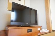 【和室】和室のテレビは迫力の大画面です!!