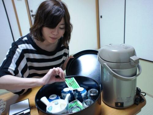 【和室8畳】お茶でも飲んでゆっくりしようかな♪