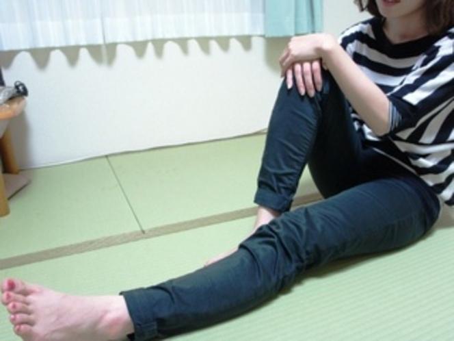 【和室8畳】畳の香りって落ち着くよね…