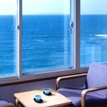 【客室】海側
