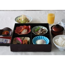 *朝食(一例)