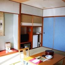 【客室】海側 ■ 和室8畳
