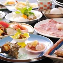 ご夕食イメージ(しゃぶしゃぶ付)