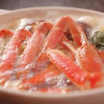 ★かにすき鍋