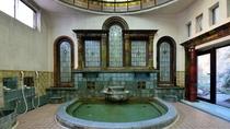 *【岩本楼ローマ風呂】2001年「再現することが難しい建造物」と国登録有形文化財に登録されています