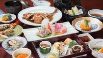 *【夕食一例(鶴コース)】毎日頑張っているご褒美に♪トロリと濃厚な至福の一皿をお愉しみください。