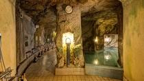 *【弁天洞窟風呂】江島神社のご祭神・弁財天をお祀りした、国内でも非常に珍しい洞窟のお風呂です。