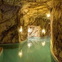 *【弁天洞窟風呂】島に伝わる神秘の湯で、ごゆっくりお寛ぎください。