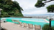 *【プール】浜辺の混雑を気にすることなく、至福のリゾートタイムをお愉しみいただけます。