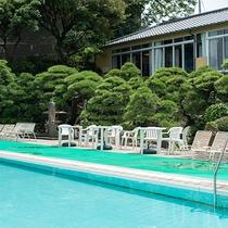 *【プール】ご宿泊のお客様は、7~8月限定で屋外プールをご利用いただけます。