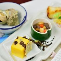 *【夕食一例】前菜