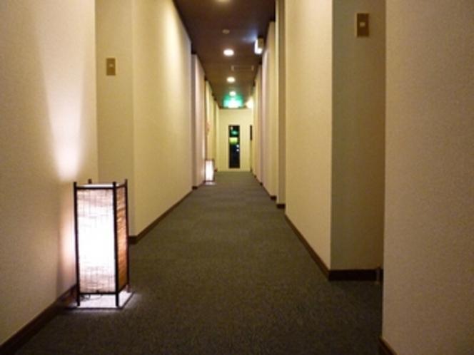 癒しの廊下