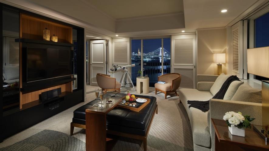 Delux Terrace Suite