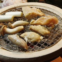 ふぐ魚醤油焼き