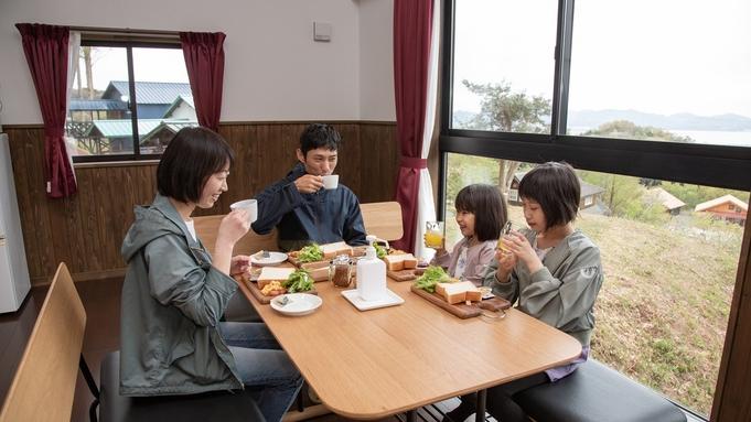 【朝食付】朝食内容リニューアル★地元産の食材を使用♪1日の始まりを元気にスタート!