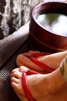 hotel&restaurant椎の木 露天風呂付客室