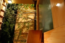 Sakura邸 客室露天(みかげ石風呂)