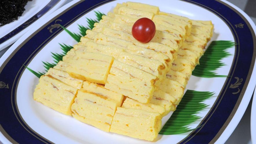 【朝食】卵焼き