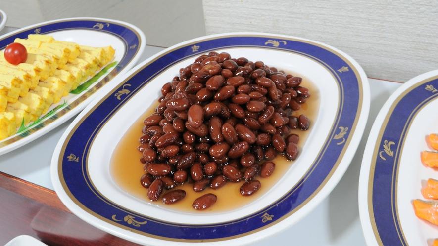 【朝食】煮豆