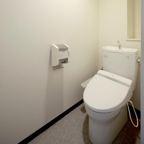 【シングルSトイレ一例】バス・トイレ・洗面が別々!もちろん温水洗浄付きです☆