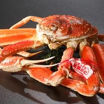 冬の味覚 茹で蟹
