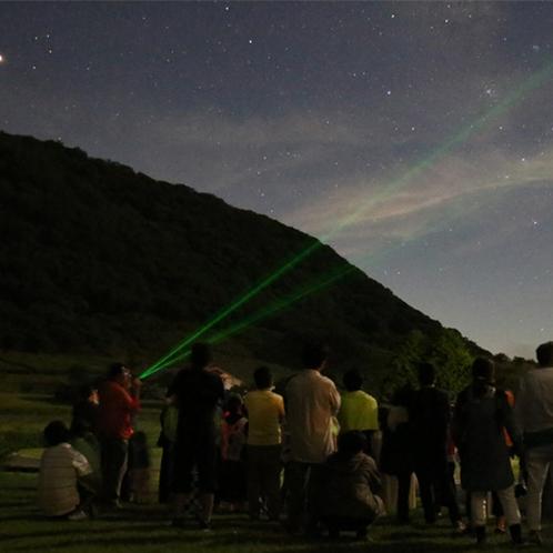 星取県の星空見ナイト星座観察会