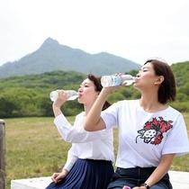 =自然にときめくリゾート= 休暇村奥大山!!!